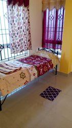 Fully furnished paying guests in Bangalore, Nagavara circle near Manyat