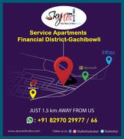 Serviced Apartments in Hyderabad | Single Sharing | Skynest